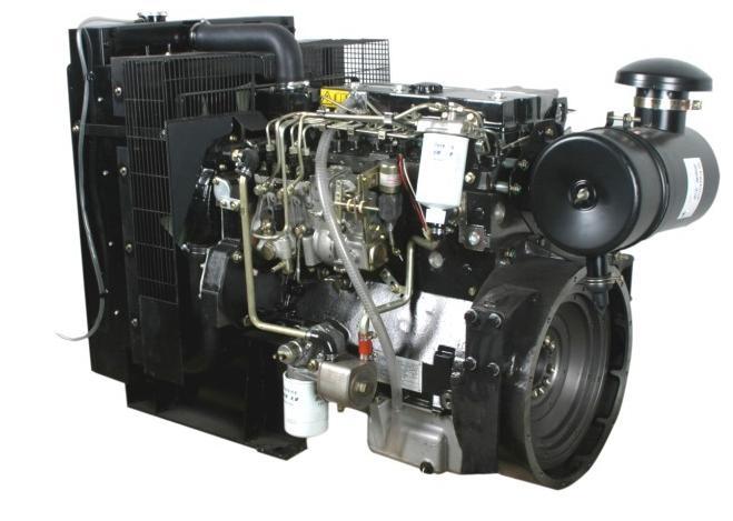 موتور دیزل مارک لوول